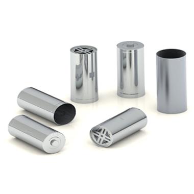 圆柱型铝壳